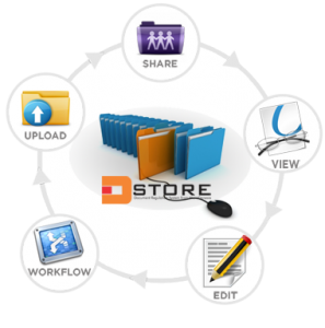 DStore Document Management System (DMS) in Oman, UAE, Kuwait